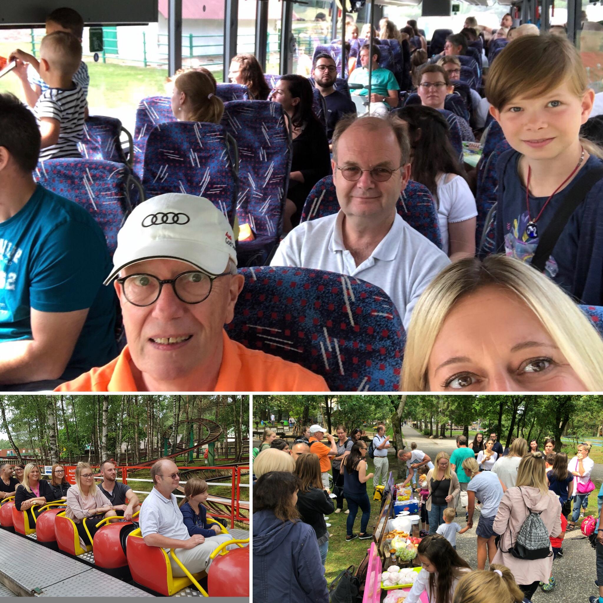 Ausflug in den Safaripark Stukenbrock 17.06.18